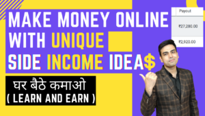 5 Unique Way to Make Extra Income Even with Full -Time Job
