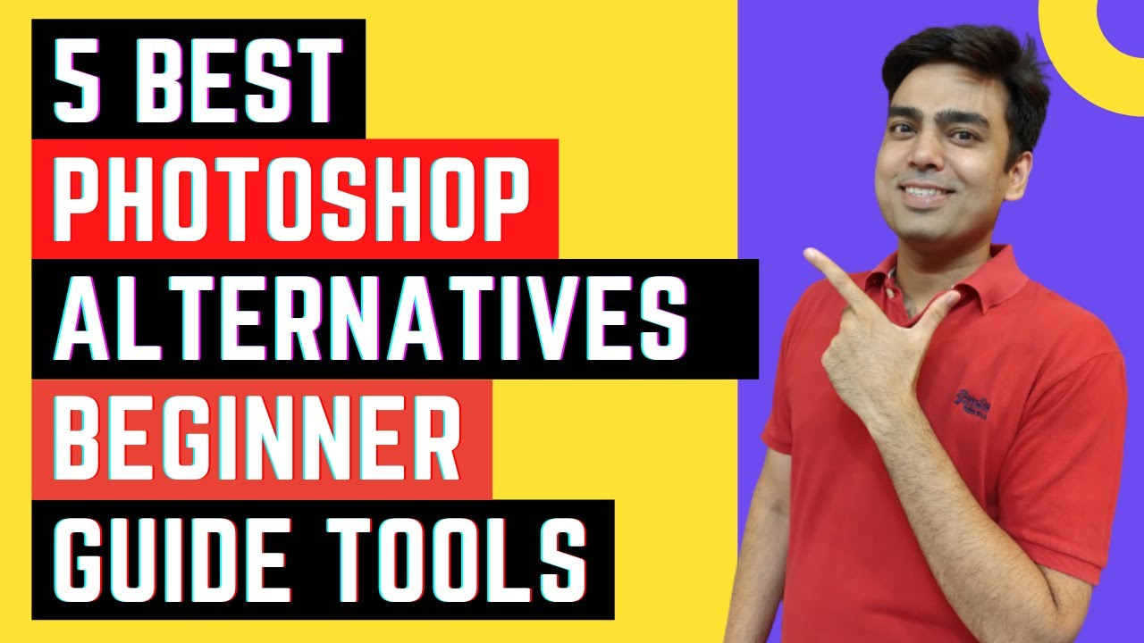 5 Best Free Photoshop Alternatives For Beginners
