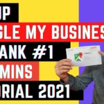 How To Setup Google My Business To Rank #1 [2021]
