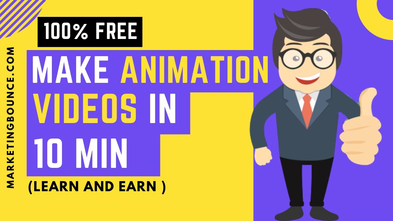HOW TO MAKE ANIMATION VIDEO WITHOUT ANY TECHNICAL KNOWLEDGE