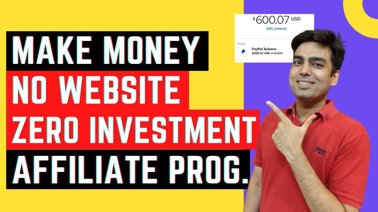 A step-by-step guide for affiliate marketing