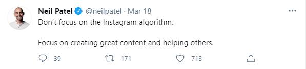 tweet during peak hours