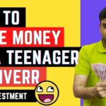 How to Make Money As a Teenager On Fiverr